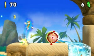 Sonic Boom: Fire & Ice Review - Screenshot 2 of 6