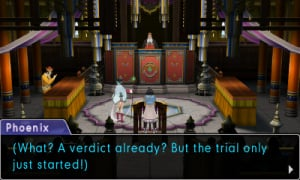 Phoenix Wright: Ace Attorney - Spirit of Justice Review - Screenshot 4 of 10