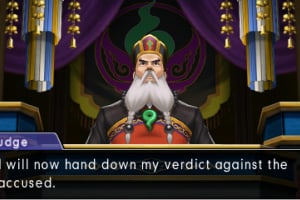 Phoenix Wright: Ace Attorney - Spirit of Justice Screenshot