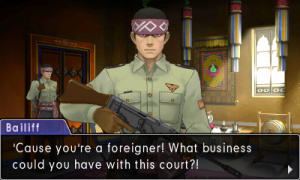 Phoenix Wright: Ace Attorney - Spirit of Justice Review - Screenshot 9 of 10