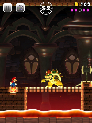 Super Mario Run Review - Screenshot 6 of 7
