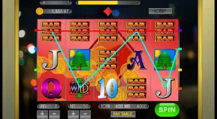 Skunky B's Super Slots Saga #1 Review - Screenshot 1 of 4
