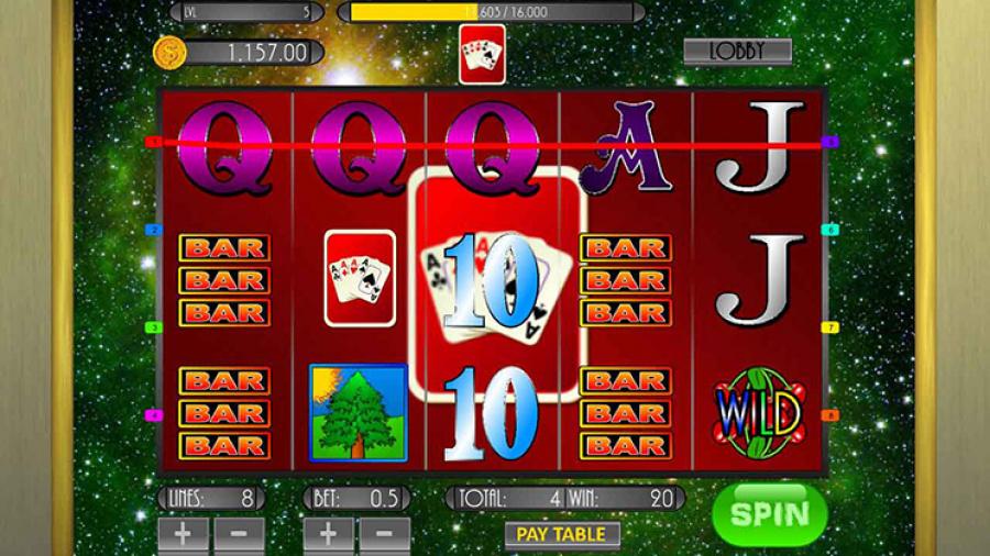 Skunky B's Super Slots Saga #1 Review - Screenshot 2 of 5