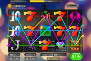 Skunky B's Super Slots Saga #1 Screenshot