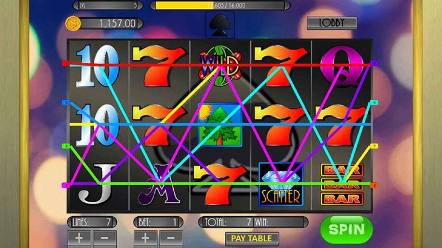 Skunky B's Super Slots Saga #1 Review - Screenshot 3 of 5