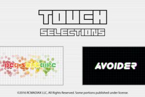 TOUCH SELECTIONS Screenshot