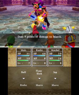 143232 3 DS Dragon Quest7 S Battle Maeve En