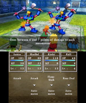 Dragon Quest VII: Fragments of the Forgotten Past Review - Screenshot 8 of 11