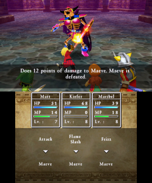 Dragon Quest VII: Fragments of the Forgotten Past Review - Screenshot 10 of 12