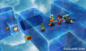 Dragon Quest VII: Fragments of the Forgotten Past Review - Screenshot 2 of 11