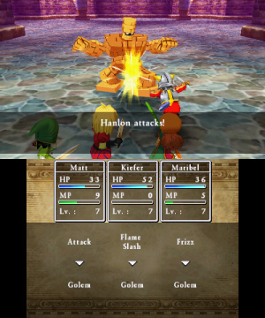 Dragon Quest VII: Fragments of the Forgotten Past Review - Screenshot 8 of 12