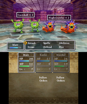 Dragon Quest VII: Fragments of the Forgotten Past Review - Screenshot 5 of 12