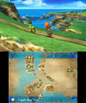 Dragon Quest VII: Fragments of the Forgotten Past Review - Screenshot 5 of 11