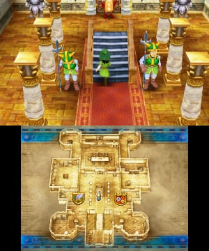 Dragon Quest VII: Fragments of the Forgotten Past Review - Screenshot 1 of 11
