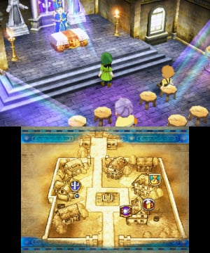 Dragon Quest VII: Fragments of the Forgotten Past Review - Screenshot 1 of 12