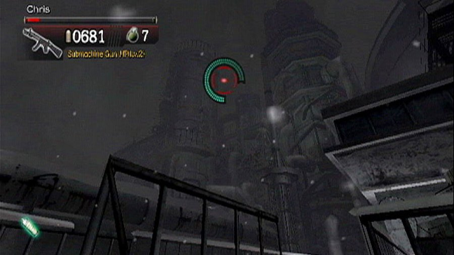 Resident Evil: The Umbrella Chronicles Review - Screenshot 5 of 5