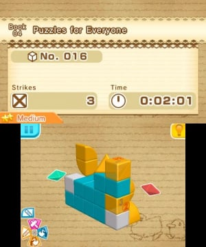 Picross 3D Round 2 Review - Screenshot 3 of 5