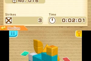 Picross 3D Round 2 Screenshot