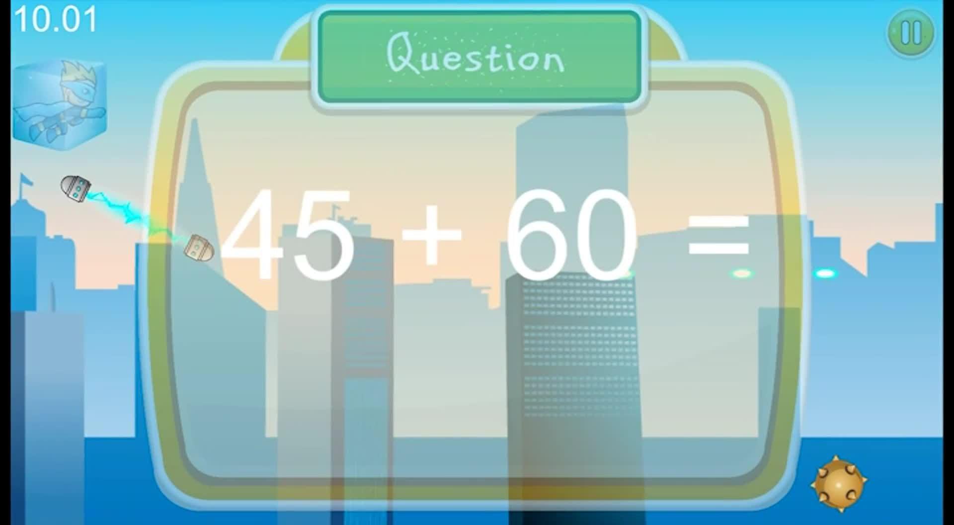 Super Hero Math Review Wii U eShop
