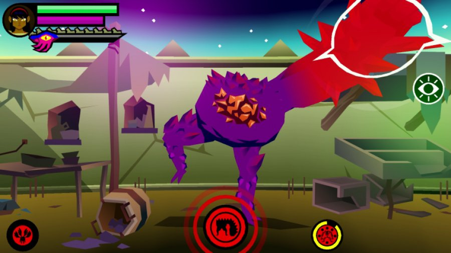Severed Review - Screenshot 3 of 6