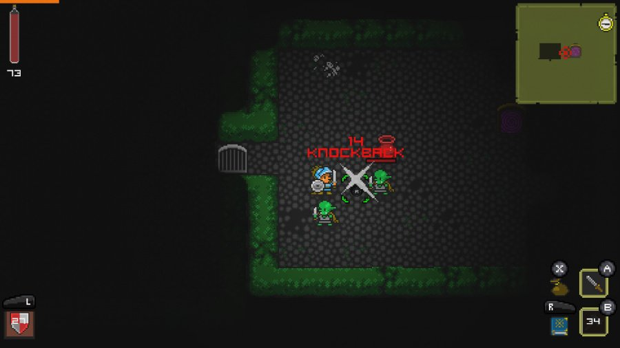 Quest of Dungeons Review - Screenshot 3 of 3