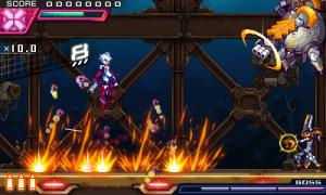 Azure Striker Gunvolt 2 Review - Screenshot 2 of 6