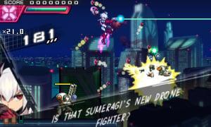 Azure Striker Gunvolt 2 Review - Screenshot 4 of 6