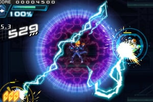 Azure Striker Gunvolt 2 Screenshot