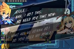 Azure Striker Gunvolt 2 Screenshot
