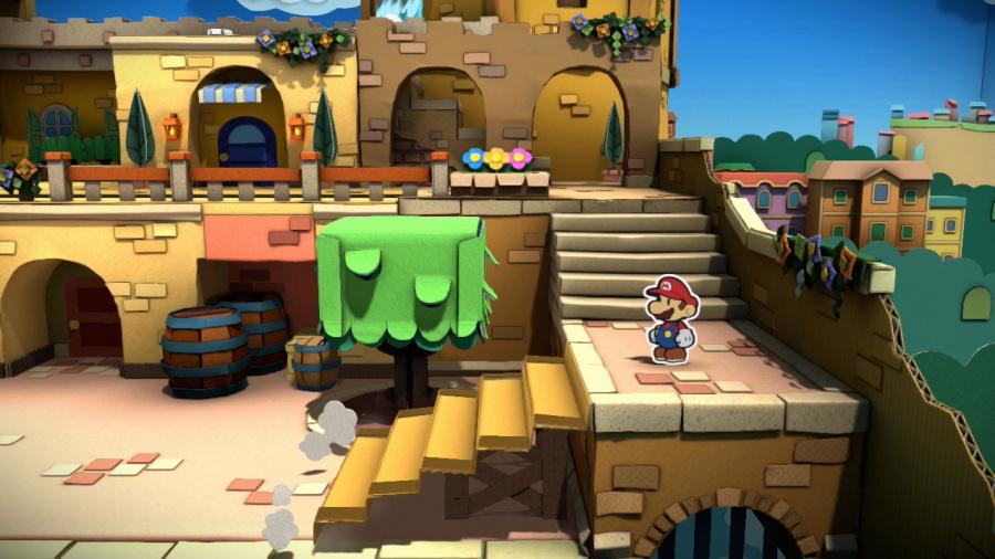 Paper Mario: Color Splash Review - Screenshot 6 of 7
