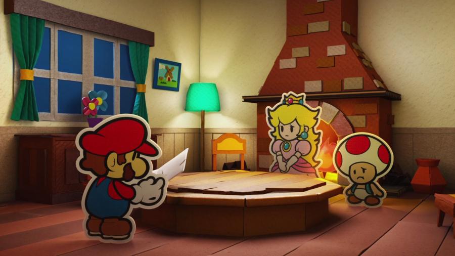 Paper Mario: Color Splash Review - Screenshot 1 of 7