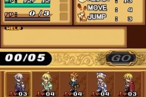 Luminous Arc Screenshot