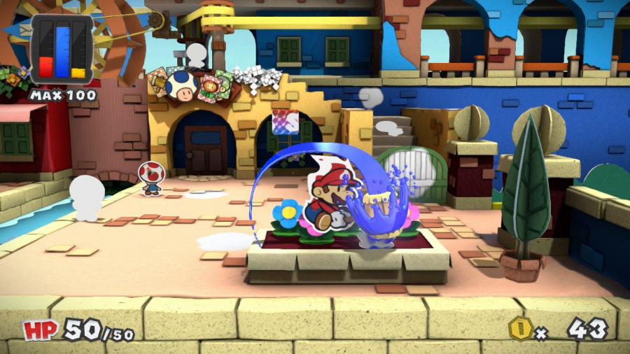 Paper Mario: Color Splash Review - Screenshot 5 of 7