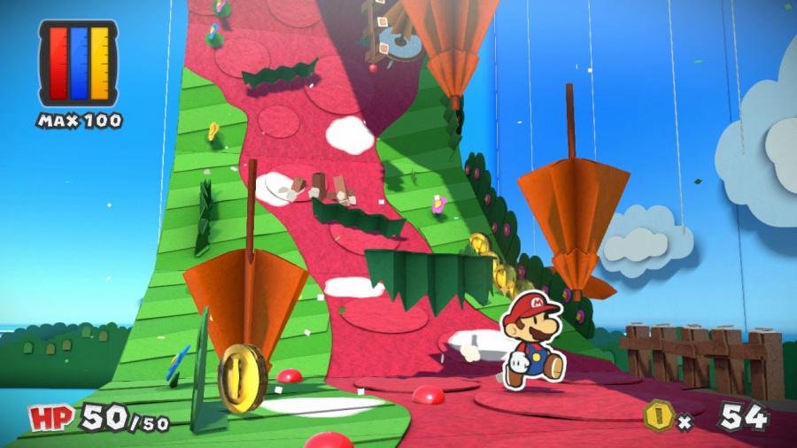 Paper Mario: Color Splash Review - Screenshot 7 of 7