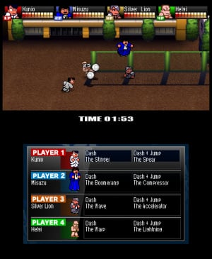 River City: Tokyo Rumble Review - Screenshot 1 of 4