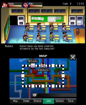 River City: Tokyo Rumble Review - Screenshot 3 of 4