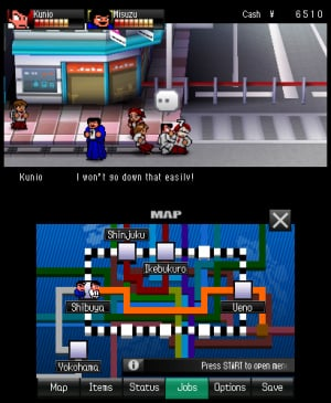 River City: Tokyo Rumble Review - Screenshot 4 of 4