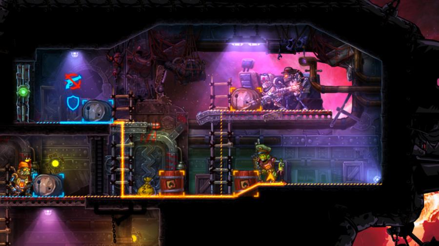 SteamWorld Heist Review - Screenshot 3 of 4