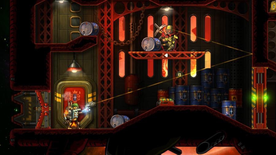 SteamWorld Heist Review - Screenshot 4 of 4