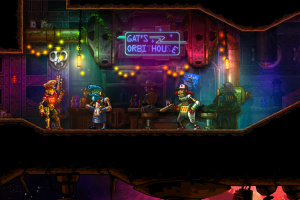 SteamWorld Heist Screenshot