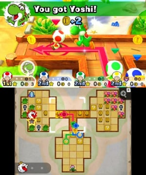 Mario Party: Star Rush Review - Screenshot 3 of 8
