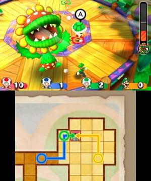 Mario Party: Star Rush Review - Screenshot 3 of 7