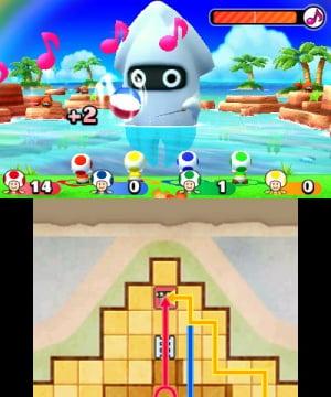 Mario Party: Star Rush Review - Screenshot 1 of 8