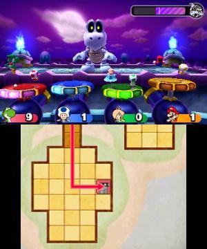 Mario Party: Star Rush Review - Screenshot 2 of 7