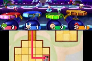 Mario Party: Star Rush Screenshot