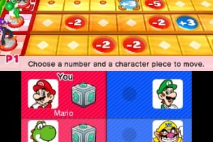 Mario Party: Star Rush Screenshot