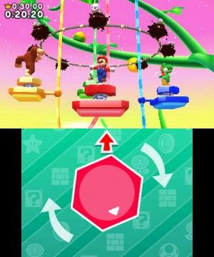 Mario Party: Star Rush Review - Screenshot 3 of 8