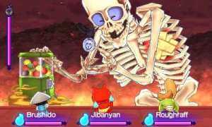 Yo-kai Watch 2: Bony Spirits & Fleshy Souls Review - Screenshot 7 of 7