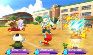 Yo-kai Watch 2: Bony Spirits & Fleshy Souls Review - Screenshot 5 of 7