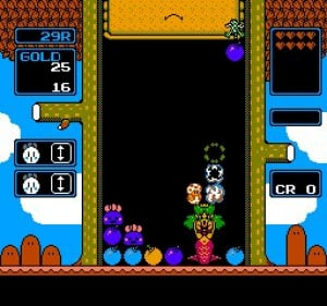 Wario's Woods Review - Screenshot 1 of 2